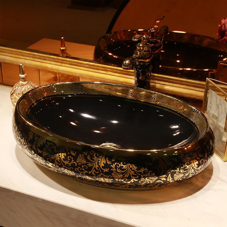 Keramické umývadlo  LAVABO  (UM-20200019)
