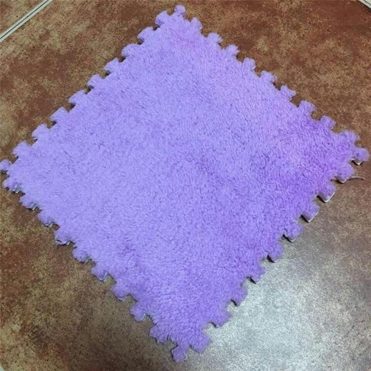 Koberček puzzle  fialový (PR00018)