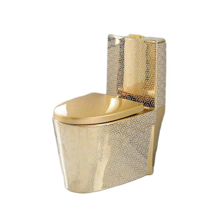 Toaleta zlatá KADYOS IM-KD-01GPB  (IM-KD-01GPB)