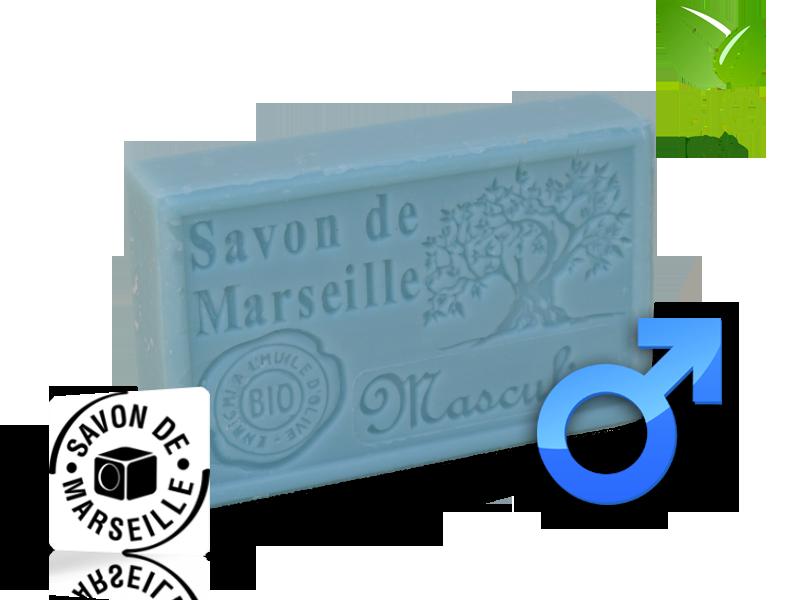 Marseille mydlo Mužská vôňa (000004)