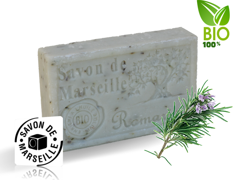 Marseille mydlo Rozmarín (000007)