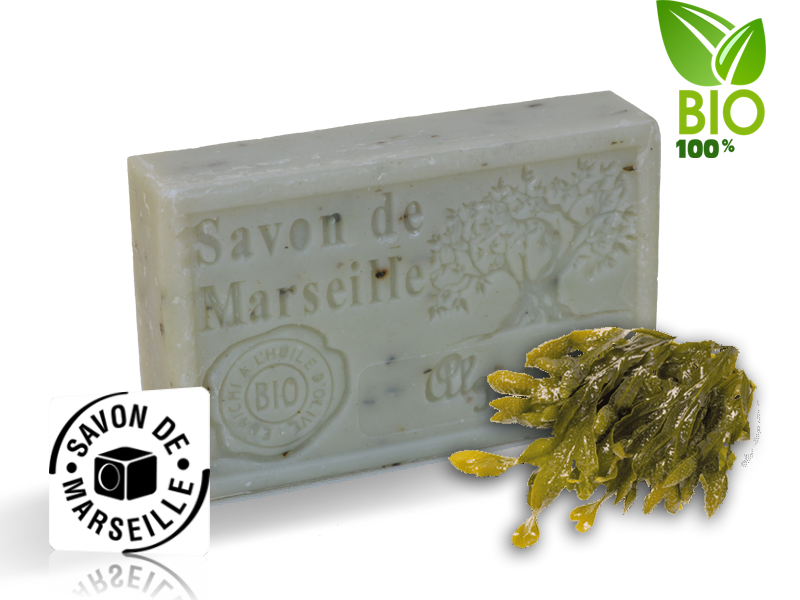 Marseille mydlo Morské riasy (000012)