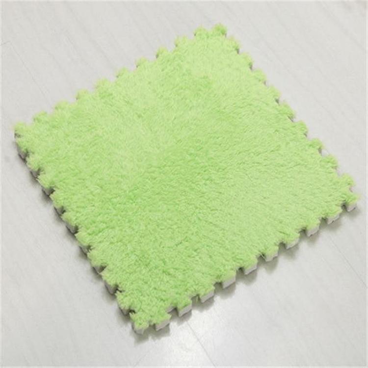 Koberček puzzle zelený (PR00021)