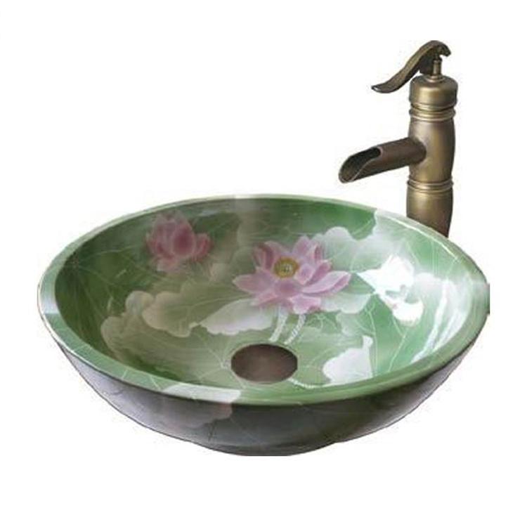 Keramické umývadlo AQUA (GD38-390)