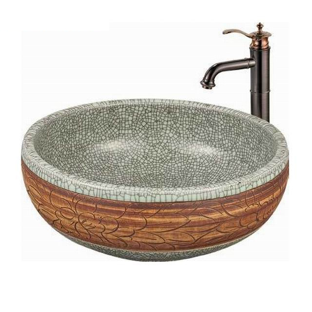 Keramické umývadlo AQUA (IM-GD-1849)