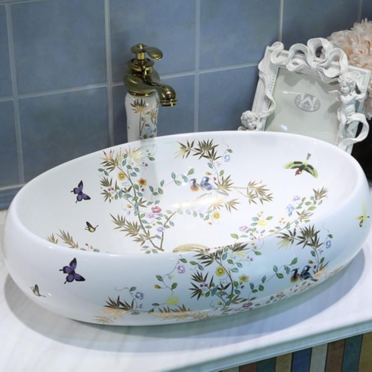 Keramické umývadlo STELL (XYJY-0257)
